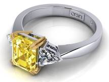 Designer jewellery diamond ring