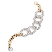 Tango diamond bracelet